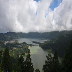 Lagoa das Sete Cidades Furnas Villa do Nordeste