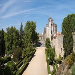 Convento de Cristo and Castelo de Tomar