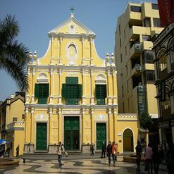 Church of St. Domingos