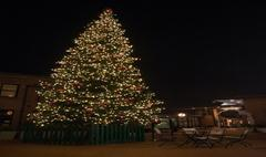Annual Tree Lighting Ceremony at Ghirardelli Square