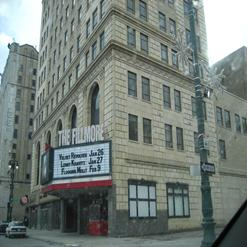 Fillmore Auditorium