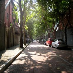 Old French Concession Streets