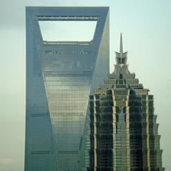 Shanghai World Financial Centre Tower