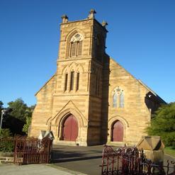 Leigh Memorial Church