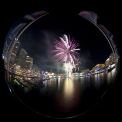 Darling Harbour (Harbourside) Fireworks