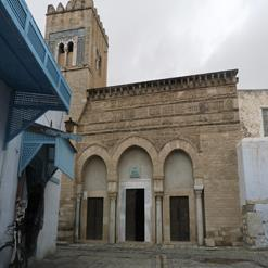 Mosque of the Three Doors